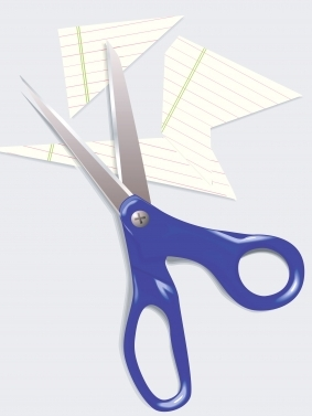 Cutting Text