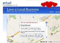 Intuit's Love a Local Business Contest